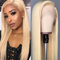 CiCiWig®|  360 Lace Wig Frontal Hand-Tied Trendy Blonde Straight Wig