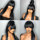 CiCiWig®|  360 Lace Wig Pre Plucked Lace Frontal Hair  |  Human Wig