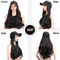 CiCiWig®|  360 lace wig best design black American long layered curly wig  |  Human Wig