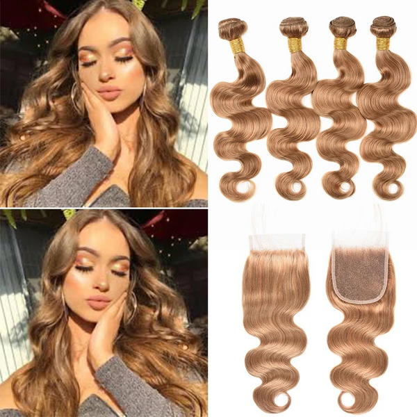 CiCiWig®|  Blonde Color Bundles Body Wave Virgin Human Hair