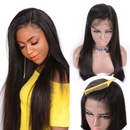 CiCiWig®|  Charming black front lace Long curly wig  |  Human Hair