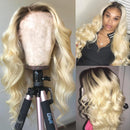 CiCiWig®|  long deep part  Front lace wig Brazilian Human Hair Wigs With Baby Hair |  Human Hair