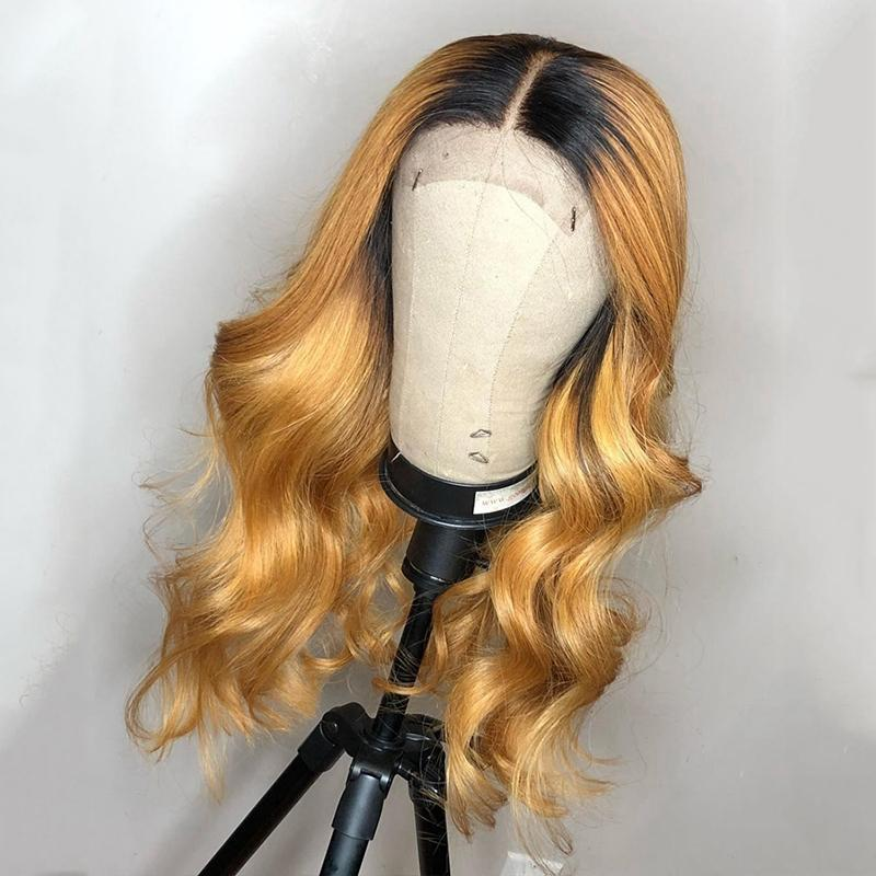 CiCiWig®|   360 Lace Frontal Wig Women's Brazilian lace front wig gold  |  Human Hair