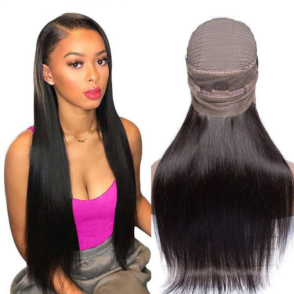 CiCiWig®|  Straight Lace Front Pre Plucked With Baby Hair  |  Human Hair