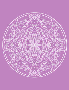 30 Unique Mandalas with PLR