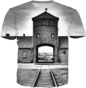 The liberation of Auschwitz, 1945