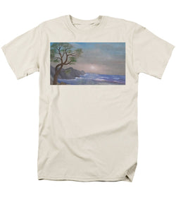 A Collection Of Children's Paintings From Ghettos In The Holocaust - Men's T-Shirt  (Regular Fit)