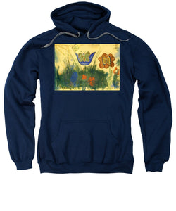 Children Paintings In The Terezin Theresienstadt Ghetto - Sweatshirt