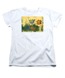 Children Paintings In The Terezin Theresienstadt Ghetto - Women's T-Shirt (Standard Fit)