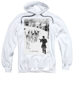 Collection Of Children's Paintings From The Holocaust - Sweatshirt