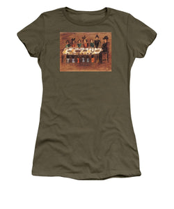 Exclusive Paintings For 1945thestory - Women's T-Shirt