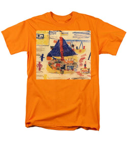 Paintings Of Children From The Holocaust - A New Collection - Men's T-Shirt  (Regular Fit)