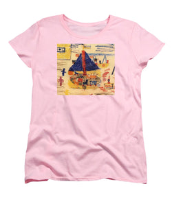 Paintings Of Children From The Holocaust - A New Collection - Women's T-Shirt (Standard Fit)