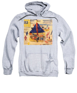 Paintings Of Children From The Holocaust - A New Collection - Sweatshirt