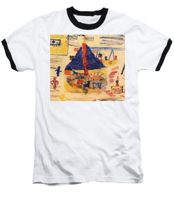 Paintings Of Children From The Holocaust - A New Collection - Baseball T-Shirt
