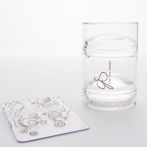Big Bling XL Stamper - Clear