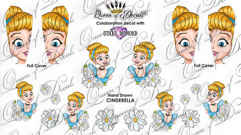 Disney Princesses - Cinderella