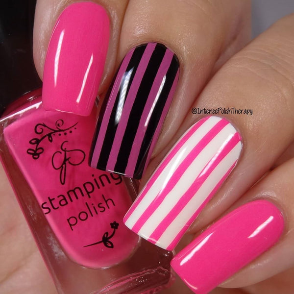 #1 Neon - Pink-a-boo