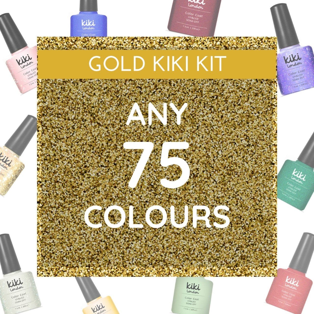 Gold Kiki Kit