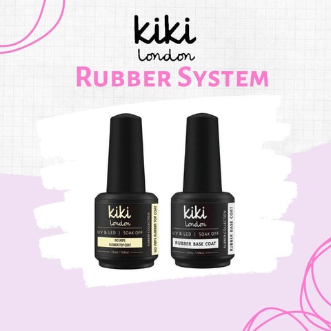 Rubber Top & Base Coat 15ml