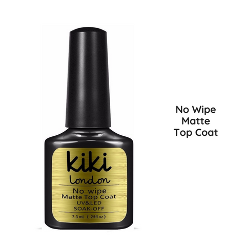 Matte Top Coat (No Wipe)