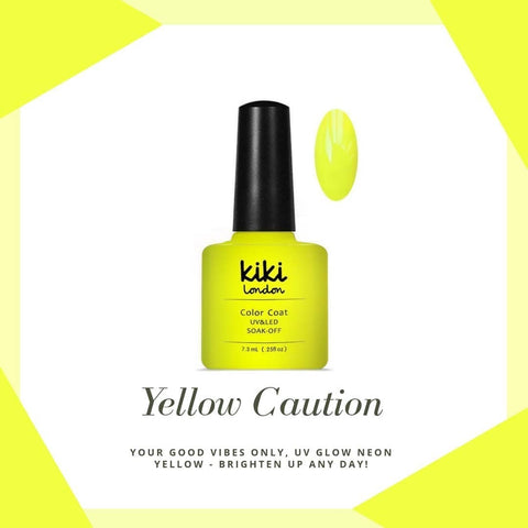 Yellow Caution (YE04)