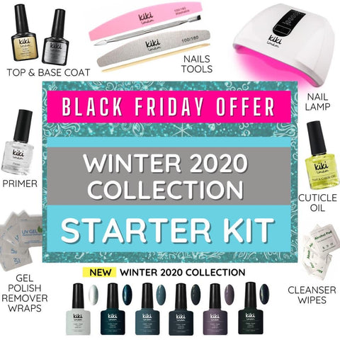 Kiki London Starter Kit: WINTER EDITION - Pre-order