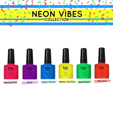 Neon Vibes Collection