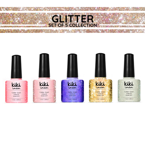 Glitter Collection (Set of 5)