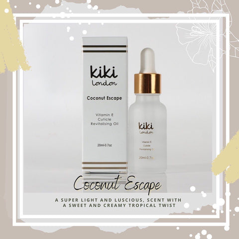 Coconut Escape - Cuticle Revitalising Oil