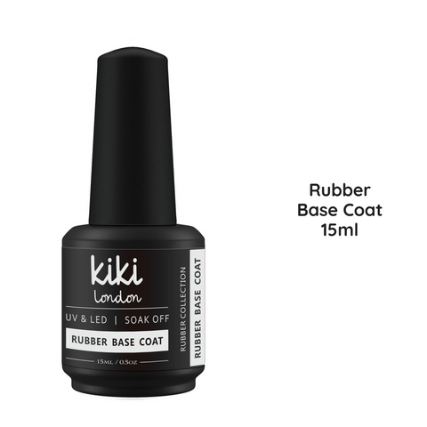 Rubber Clear Base Coat 15ml