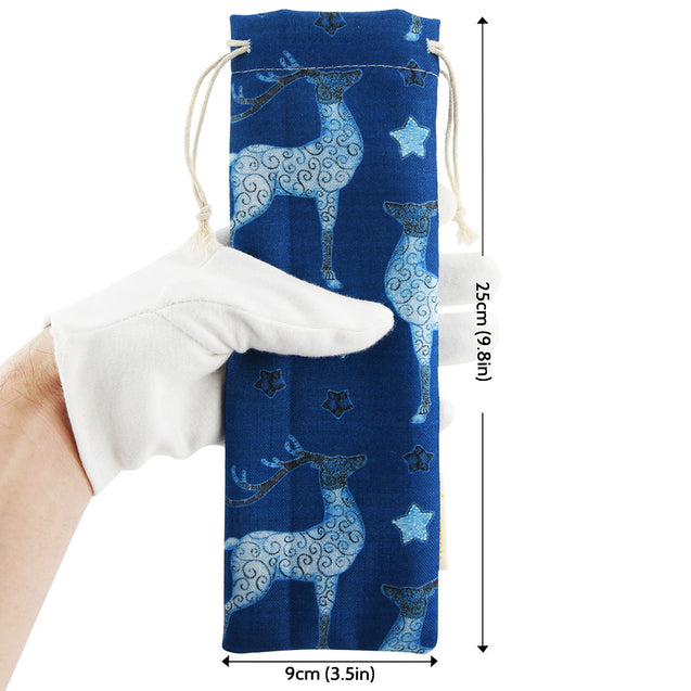 Handmade--Straw-Case-Holder-Bag-Deer-with-Blue-Star_Strawtopia