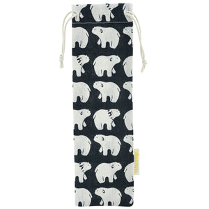 Handmade--Straw-Case-Holder-Bag-Polar-Bear_Strawtopia