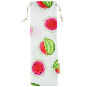 Handmade--Straw-Case-Holder-Bag-White-with-Watermelon_Strawtopia