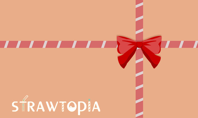 Strawtopia Happy All Year Gift Cards