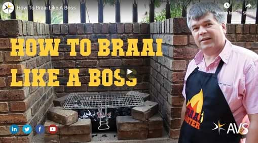 How to Braai Like a Boss