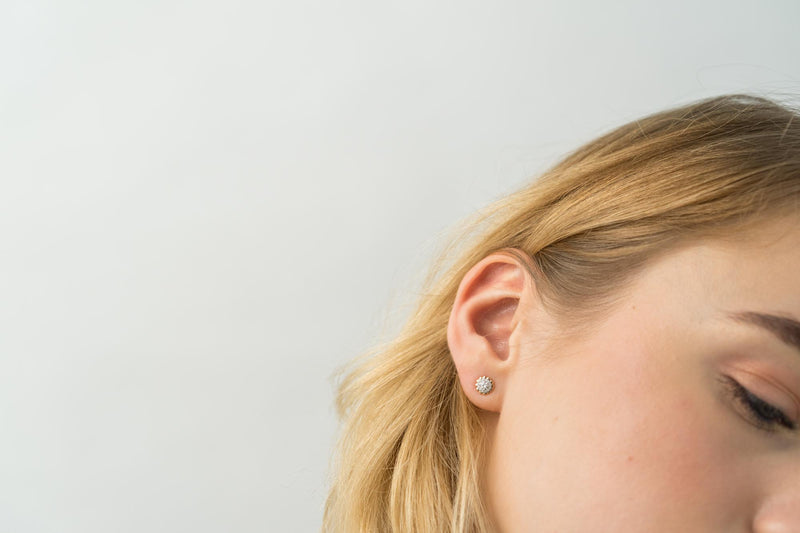 TWIST BLOOM EARRINGS