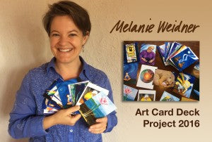 Delayed Gratification – Art Card Decks