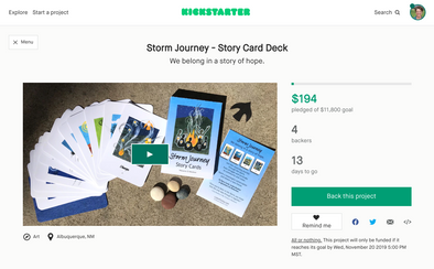 Storm Journey Campaign is On!