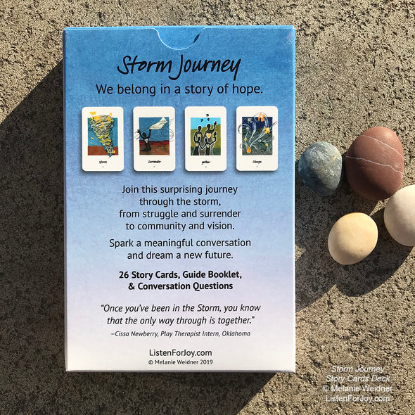 1 Deck, Storm Journey Story Cards
