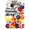 Original Art - Get Your Hands Dirty