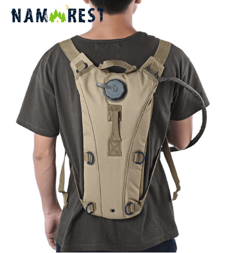 3 Liter Tactical Hydration Backpack