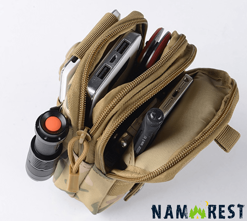 Outdoor Travel Pouch Bag