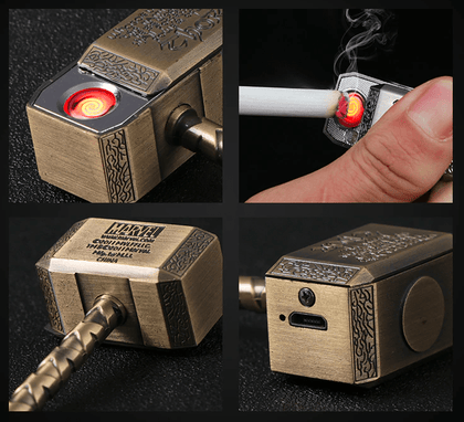 Quirky Lighters