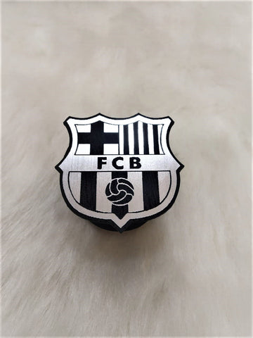 FCB Phone Grip Metallic - ThePeppyStore