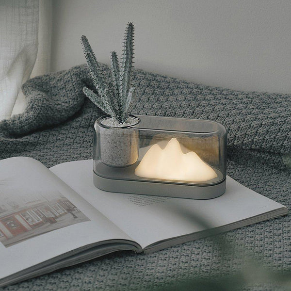Mountain Table Lamp - ThePeppyStore