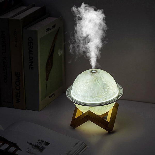 Saturn Lamp Humidifier
