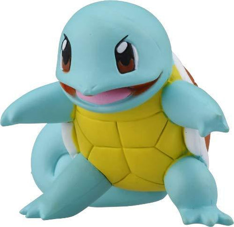 Takara Tomy Pokemon Moncolle #3 Squirtle Figure - ThePeppyStore