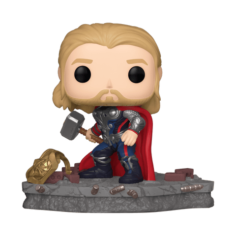 POP Deluxe: Avengers - Thor (Assemble) #587   ( Pre- Order ) - ThePeppyStore