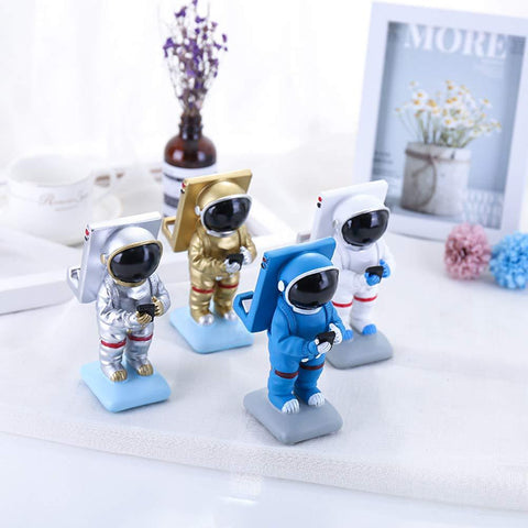 Astronaut  Phone Holder - ThePeppyStore